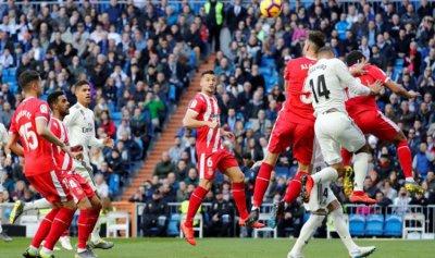 جيرونا يقلب الطاولة على ريال مدريد