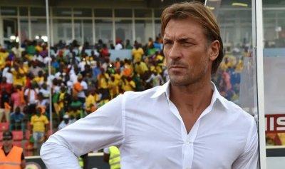 رينارد يستقيل من تدريب المغرب