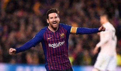برشلونة وأياكس إلى نصف نهائي دوري الأبطال