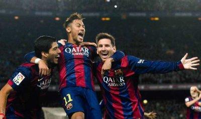 نيمار يؤكد تصالحه مع برشلونة