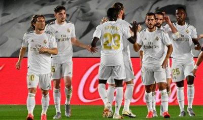 ريال مدريد يتخطى اختبار بلباو الصعب بفوز ثمين