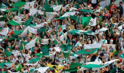 عودة الجماهير إلى الملاعب في الجزائر