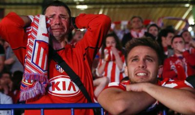 إصابتان بصفوف أتلتيكو مدريد