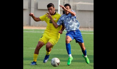 فوز النجمة والعهد والأخاء الاهلي في بطولة لبنان لكرة القدم