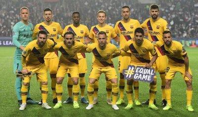 """بالفيديو: قميص برشلونة الرابع """"الاستثنائي"""""""