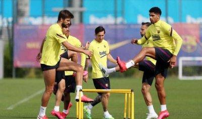الدوري الإسباني: الفرق تستأنف التدريبات الجماعية