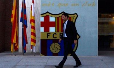 """برشلونة يرفض اتفاقية """"الليغا"""""""