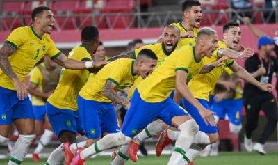 البرازيل تتأهل إلى نهائي أولمبياد طوكيو