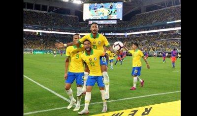 بالفيديو: البرازيل تعود للانتصارات