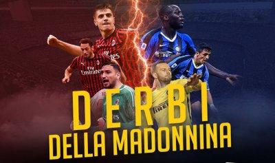 بالفيديو: الإنتر يواصل انتصاراته ويحسم دربي ميلانو