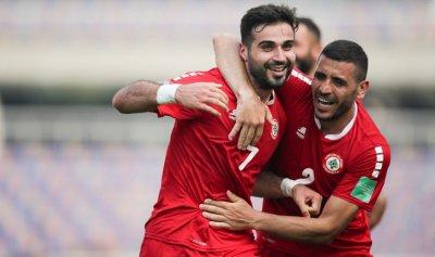 لبنان يتأهل لنهائيات بطولة كأس العرب لكرة القدم