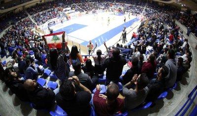 بطولة كرة السلة تعود إلى الملاعب اللبنانية
