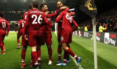 ليفربول يواجه وولفرهامبتون الليلة