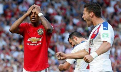 سقوط مؤلم لمانشستر يونايتد