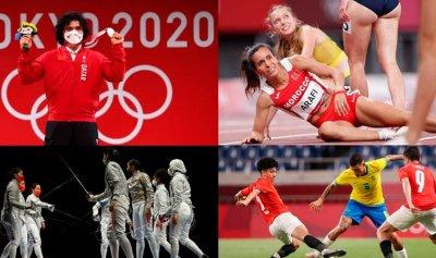 حصيلة العرب في ثامن أيام أولمبياد 2020… قطر تدخل التاريخ