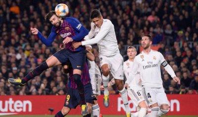 ريال مدريد يجهز مفاجأة لبرشلونة