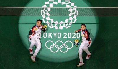 إندونيسيا تحصل على ميدالية ذهبية في أولمبياد طوكيو