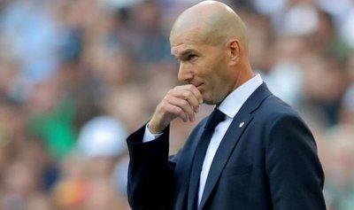 الكشف عن مصير زيدان مع ريال مدريد