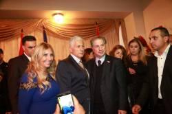 """مشاركة وفد \""""القوات\"""" – مونتريال باللقاء مع الرئيس الجميل"""