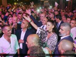 مهرجانات قنات بحضور النائب جعجع