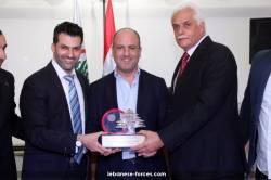 الغداء السنوي للقوات اللبنانية في جوار الحوز -المتن الاعلى