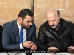 جولة وزير الاعلام ملحم الرياشي في جزين
