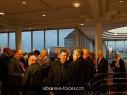 """العشاء السنوي لمركز \""""القوات\"""" مونتريال - كندا"""