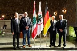"""قداس شهداء المقاومة اللبنانية لـ\""""القوات\"""" - المانيا"""