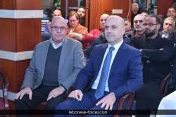 حاصباني خلال لقاء مع الجامعة الشعبية في جبيل