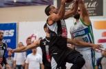 دوري كرة السلة: المتحد - الشانفيل
