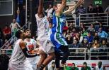 دوري كرة السلة: الحكمة - المتحد