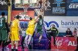 دوري كرة السلة: الرياضي - الحكمة