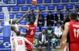 تصيفات كأس العالم بكرة السلة: سوريا - لبنان