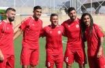 تمارين منتخب لبنان لكرة القدم (4-9-2018)
