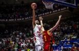 تصفيات كأس العالم بكرة السلة: لبنان - الصين