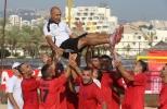 نصف نهائي بطولة لبنان لكرة القدم الشاطئية: الريجي - الجيش