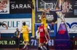 دوري كرة السلة: الرياضي - ميروبا