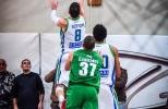 دوري كرة السلة: المتحد - الحكمة